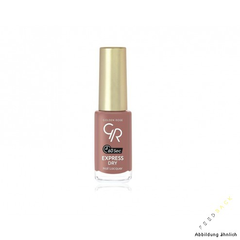 GOLDEN ROSE Express Dry 60 Sek. Nail Lacquer 34
