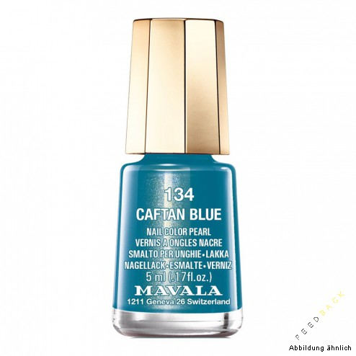 MAVALA MINI COLOR Caftan Blue #134