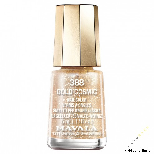 MAVALA MINI COLOR Gold Cosmic #388