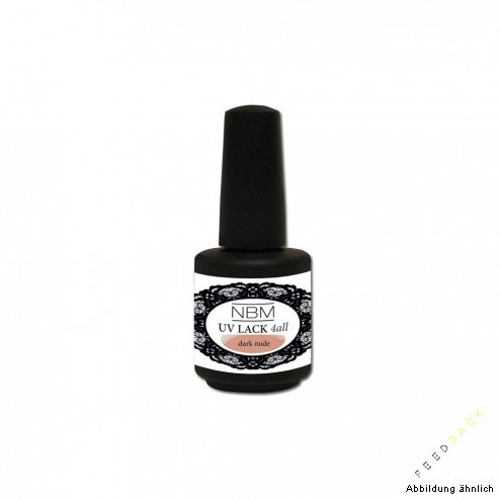 UV LACK 4all - dark nude