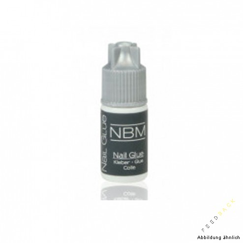 NBM Nail Glue Nagelkleber 3g