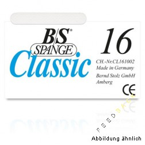 B/S Spange Classic Gr. 16 10 St.
