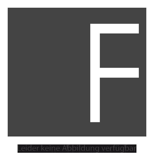 Hockerbezug Frottee weiß 50 cm Durchmesser