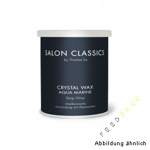 Salon classics Kristallwachs Dose 800g